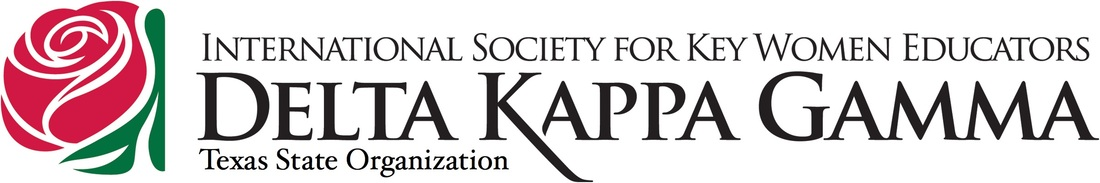 The Delta Kappa Gamma Society InternationalTexas State ...